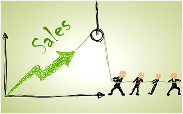 How to increase sales figures through you website