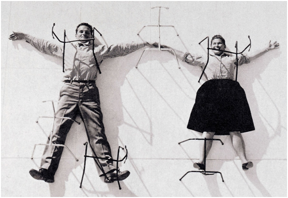 Fascinating facts about Charles and Ray Eames