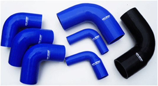Six Silicone Hose Applications
